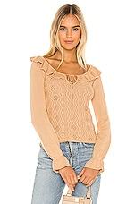 Tularosa Katrina Sweater in Neutral