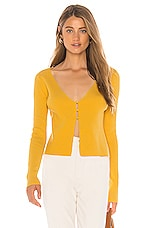 Tularosa Skyla Sweater in Mustard
