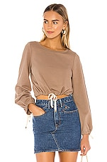 Tularosa Willow Pullover in Beige