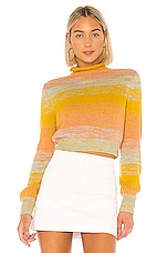 Tularosa Ashlyn Sweater in Sherbet