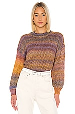 Tularosa Ajax Sweater in Rainbow