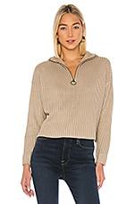 Tularosa Owen Sweater in Oatmeal Tan