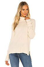 Tularosa Margery Turtleneck in Ivory