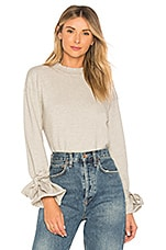 Tularosa Suzanne Sweater in Silver