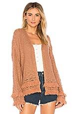 Tularosa Rumi Sweater in Camel