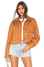 Tularosa Orlean Jacket in Rust