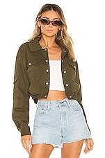 Tularosa Joanni Jacket in Army Green