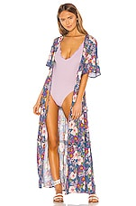 Tularosa Ivy Robe in Spring Field Floral