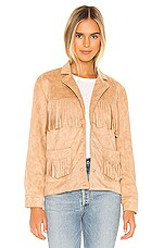 Tularosa Stockholm Jacket in Beige