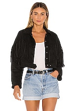 Tularosa Arches Jacket in Black
