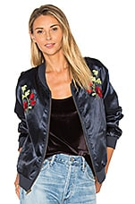 Mara Bomber in Navy