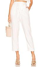 Tularosa Dream Pants in White