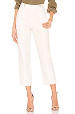 Tularosa Albany Pants in White