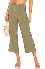 Tularosa Andie Pants in Green