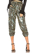 Tularosa Cara Sequin Pant in Multi