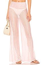 Tularosa Lara Pant in Blush Stripe