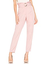 Tularosa Greyson Trousers in Pink