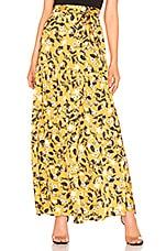 Tularosa Vista Skirt in Marigold Blossom