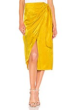 Tularosa Arizona Skirt in Golden Yellow