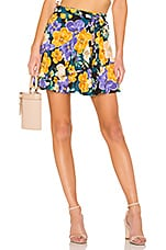 Tularosa Huntley Skirt in Lavender Floral