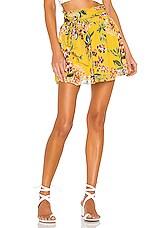 Tularosa Ida Skirt in Yellow Dahlia