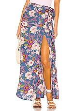 Tularosa Bayshore Skirt in Spring Field Floral