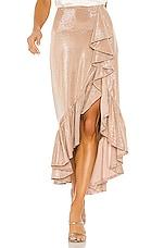 Tularosa Emberlynn Skirt in Nude