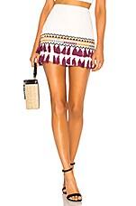 Tularosa Millie Skirt in Ivory
