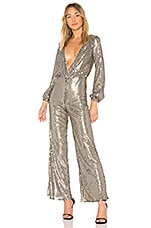 Tularosa Azalea Jumpsuit in Gold