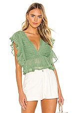 Tularosa Kaia Top in Mint