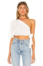 Tularosa Cicley Top in Ivory