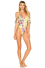 Tularosa Leo One Piece in Golden Parrot