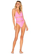 Tularosa Ember One Piece in Hot Pink
