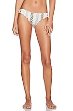 Tularosa Made You Look Bottom in Floral Stripe