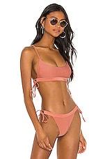 Tularosa Sail Away Top in Blush Nude