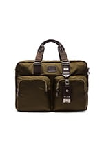Alpha Bravo Everett Essential Tote in Olive