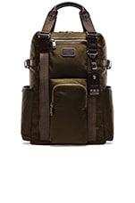 Alpha Bravo Lejeune Backpack Tote in Olive