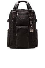 Alpha Bravo Ballistic Nylon Lejeune Backpack Tote in Hickory