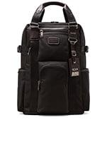 Alpha Bravo Ballistic Nylon Lejeune Backpack Tote in Hickory