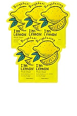 TONYMOLY I'm Lemon Sheet Mask 5 Pack
