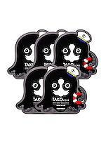 TONYMOLY Tako Pore One Shot Nose Pack 5 Pack
