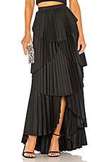 AMUR Ophelia Skirt in Black