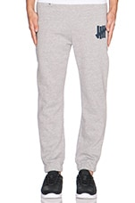 5 Strike Sweatpant in Grey Heather