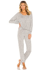 UGG Fallon Set in Grey Heather