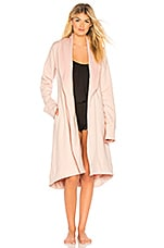 UGG Duffield II Robe in Sachet Pink Heather