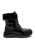 UGG Adirondack III Patent Boot in Black