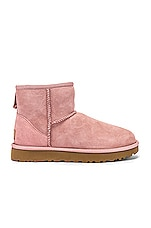 UGG Classic Mini II Boot in Pink Crystal