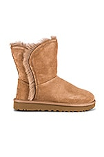 UGG Classic Short Fluff High Low Boot in Amphora