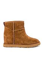 UGG Classic Femme Mini Boot in Chestnut