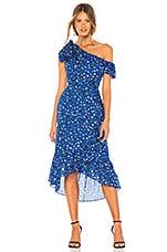 Ulla Johnson Uma Dress in Cobalt
